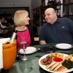 Dining at Dragon Restaurant