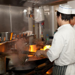 Cooking Chinese Food